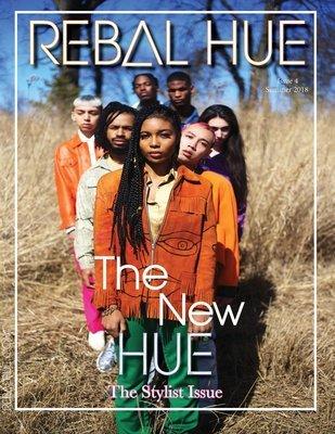 REBAL HUE Magazine   #4-Summer 2018 Online Copy