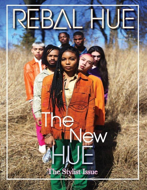 REBAL HUE Magazine | #4-Summer 2018 Online Copy