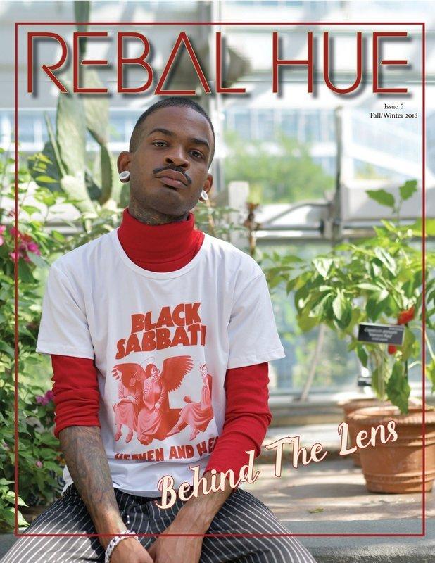 REBAL HUE Magazine | #5-Fall/Winter 2018 Online Copy