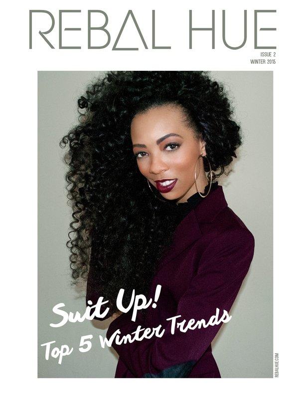 REBAL HUE Magazine | #2-Winter Issue 2015 Online Copy