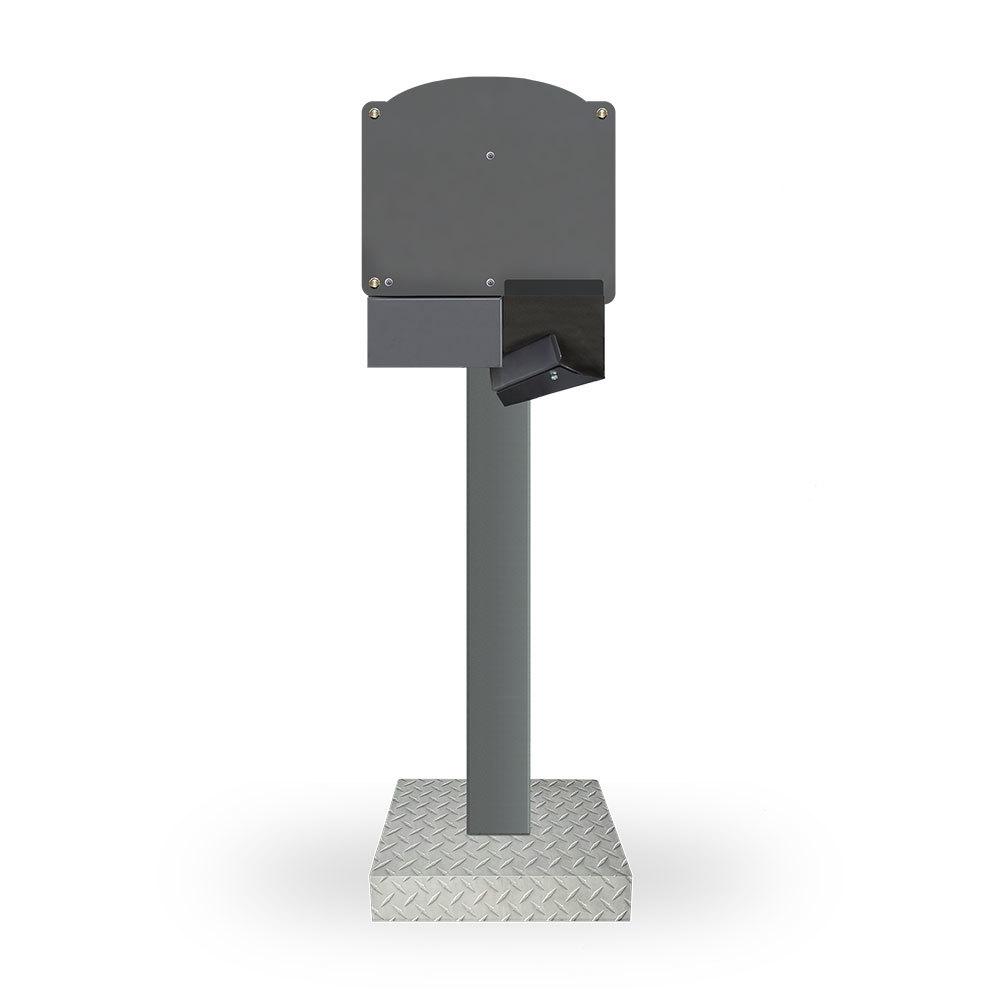 Double Mount Pedestal