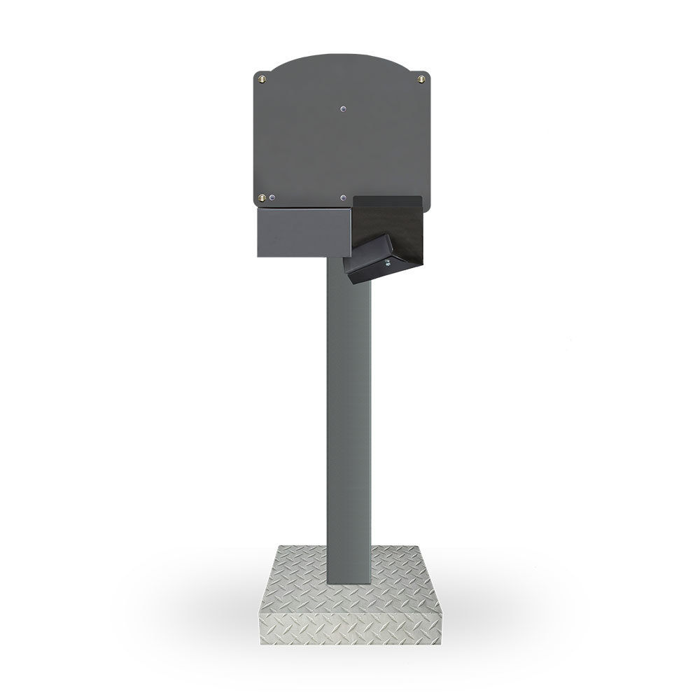 Double Mount Pedestal DBLPED