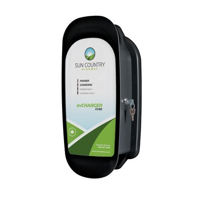 EV60 EV Charger with ChargeGuard