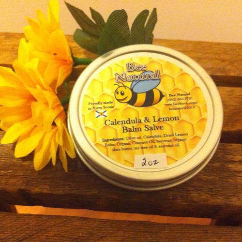 Calendula Amp Lemon Balm Salve 2 Oz Salve My Store