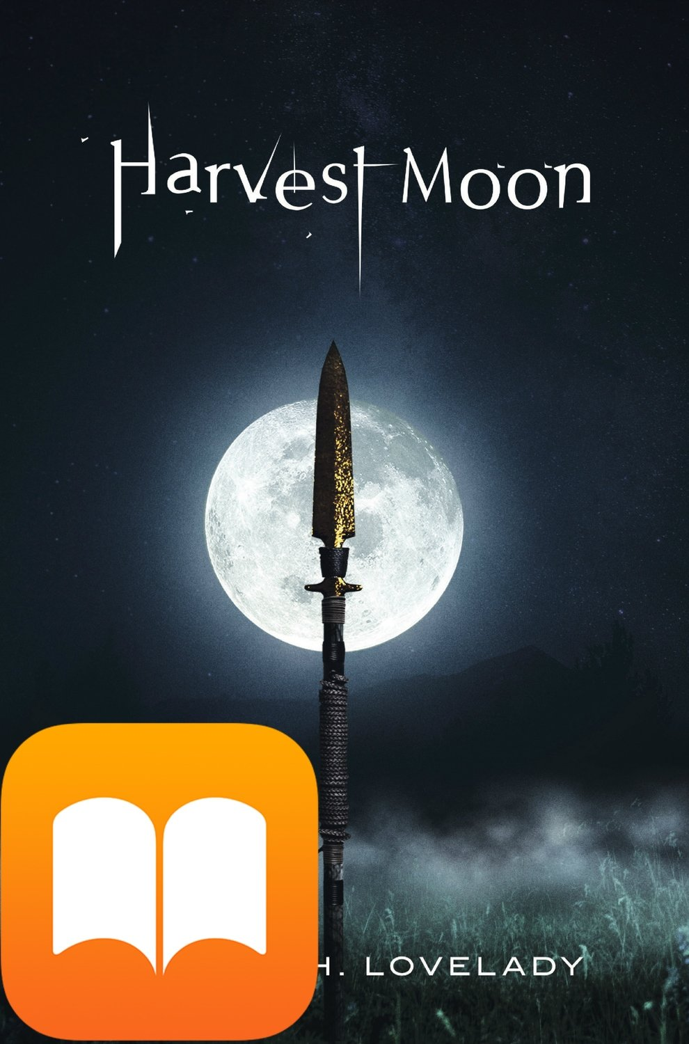 Harvest Moon iBook