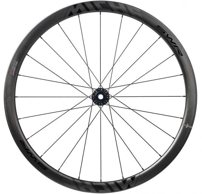 Coppia ruote Miche SWR RC36 DISCO copertoncino/tubeless ready