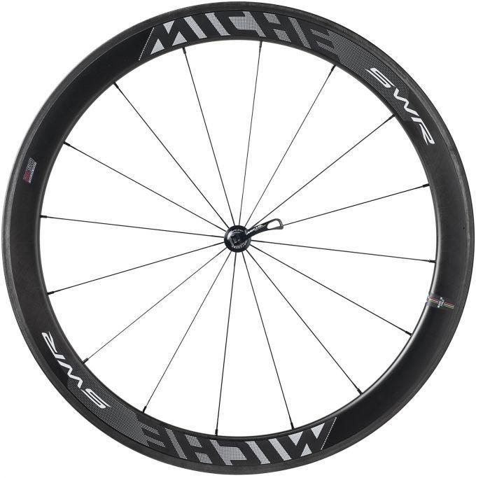 Coppia ruote Miche SWR RC carbon 50-50 - copertone tubeless ready