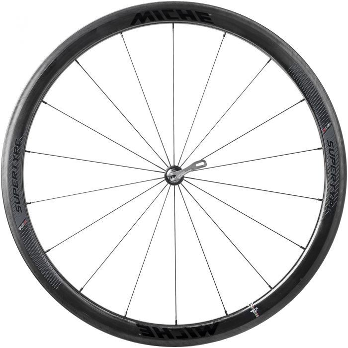 Coppia ruote Miche SUPERTYPE RC440 carbon - copertone tubeless ready