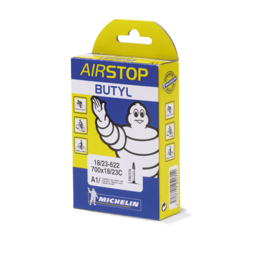 CAMERA D'ARIA MICHELIN BUTYL 700X25-32 40mm VALVE PRESTA