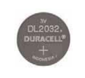 "BATTERIE DURACELL PLUS CICLOCOMPUTER ""2032"""