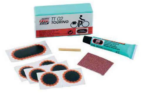 KIT RIPARAZIONE TIP-TOP TOURING