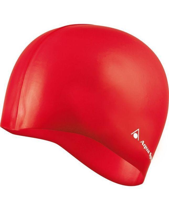 AQUA SPHERE CLASSIC SILICONE RED