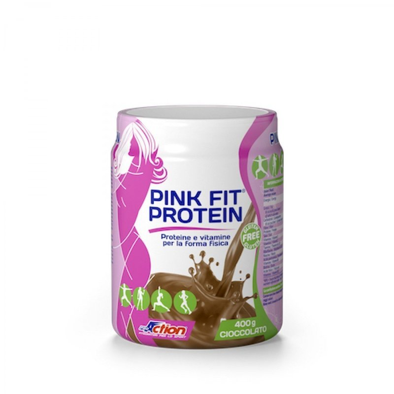 PROACTION Pink Fit® Protein CIOCCOLATO