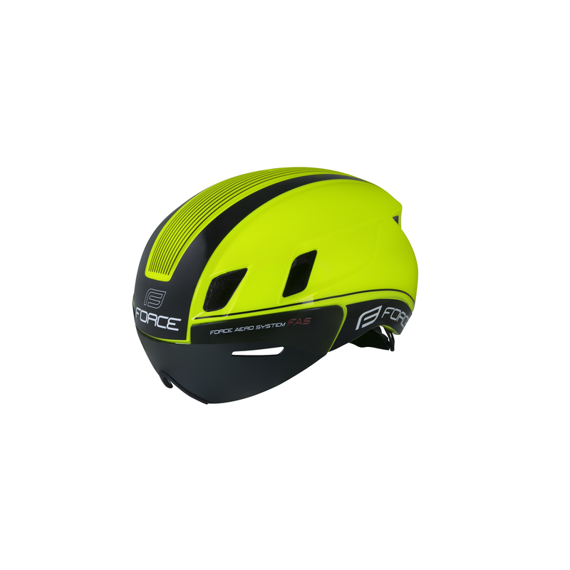 NOVITA' 2018** CASCO ROAD AERO FORCE WORM FLUO