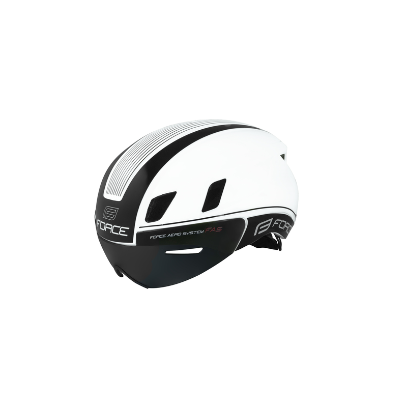 NOVITA' 2018** CASCO ROAD AERO FORCE WORM BIANCO