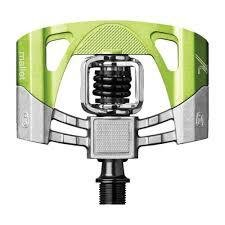 PEDALI CRANKBROTHERS mallet 2 molla verde