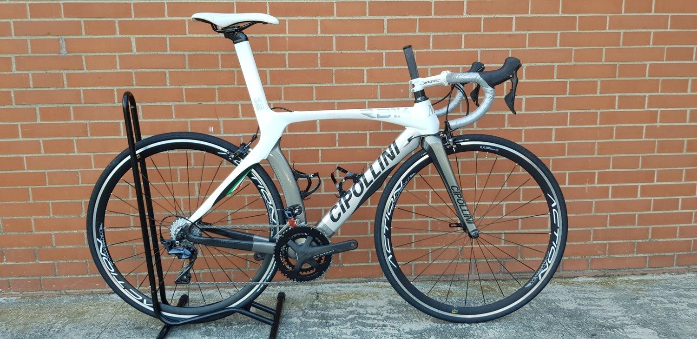 Cipollini RB1K M White-Silver Shimano Ultegra Di2 8050