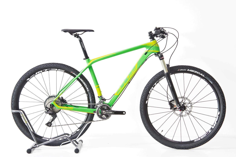 """Kit telaio Wilier Triestina 501Xn 29"""" XL Green"""