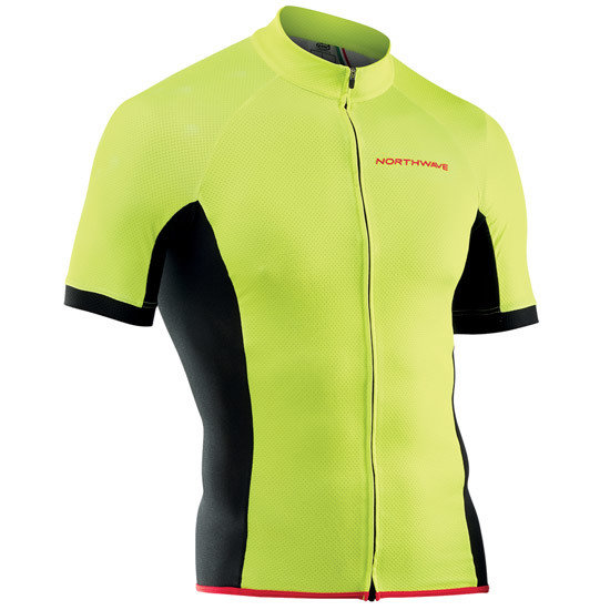 MAGLIA NORTHWAVE FORCE JRS YELLOW