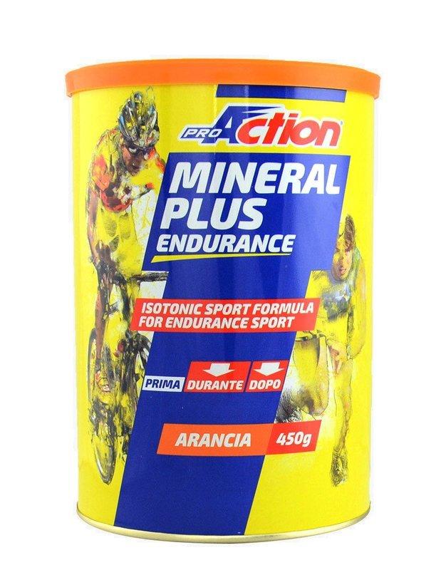 2x Proaction Mineral Plus Isotonico 450g ARANCIA