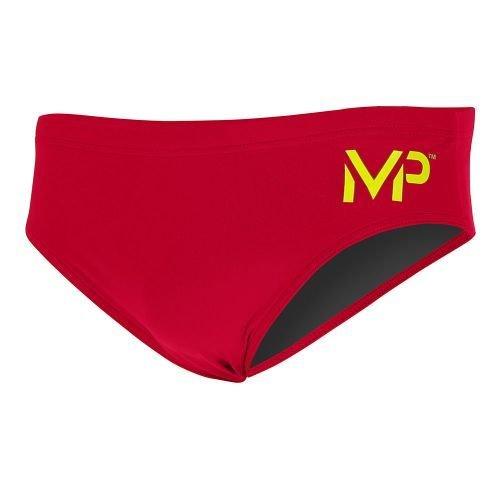 AQUA SPHERE MP Team Suit - Brief - Solid - Red