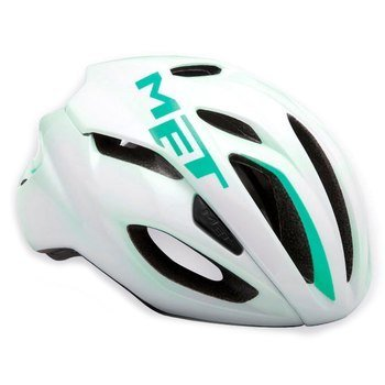 CASCO MET RIVALE  white-emerald green