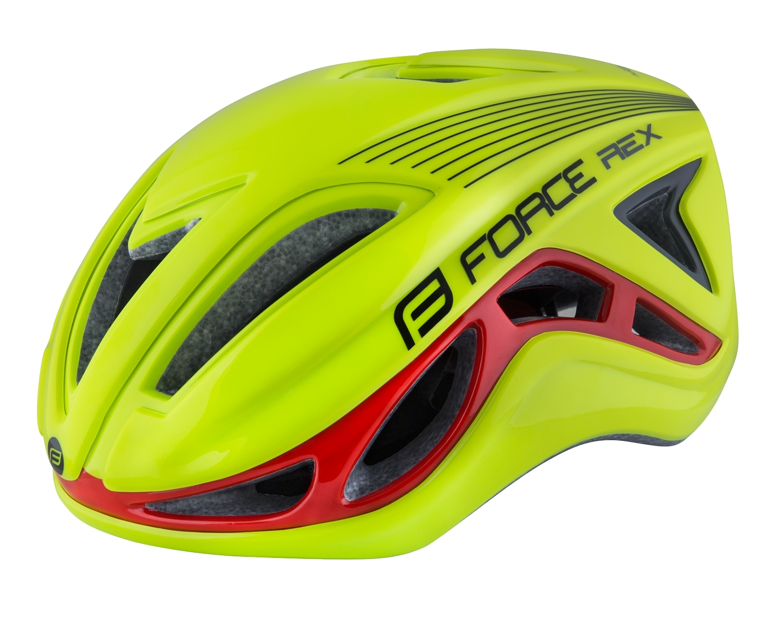 CASCO ROAD FORCE REX FLUO YELLOW-RED