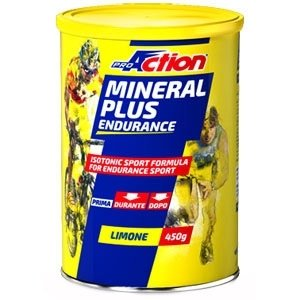 2x Proaction Mineral Plus Isotonico 450g LIMONE