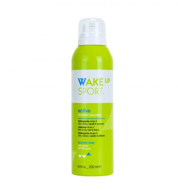 WAKE UP active SHOWER MOUSSE