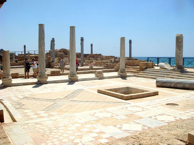 Caesarea, Haifa, Acre, Rosh Hanikra