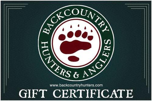 BHA Membership Gift Certificate