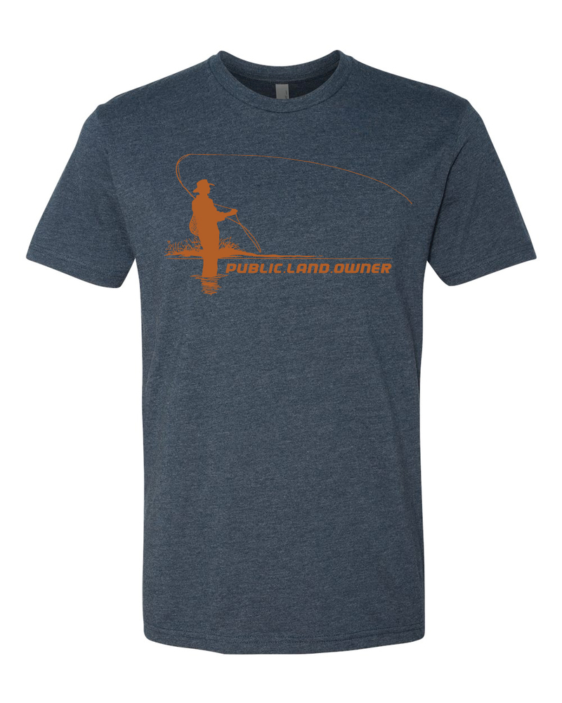 CLOSEOUT-Public Land Owner Fishing T