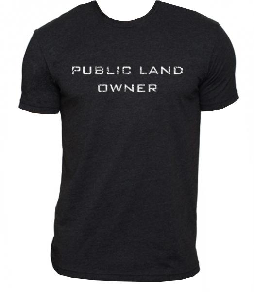 The Public Land Owner T