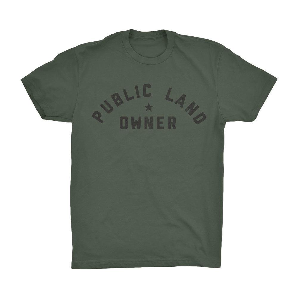 CLOSEOUT-Public Land Owner-Olive/Black