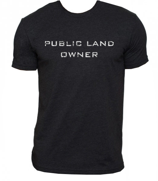 Youth Public Land Owner T-Shirt
