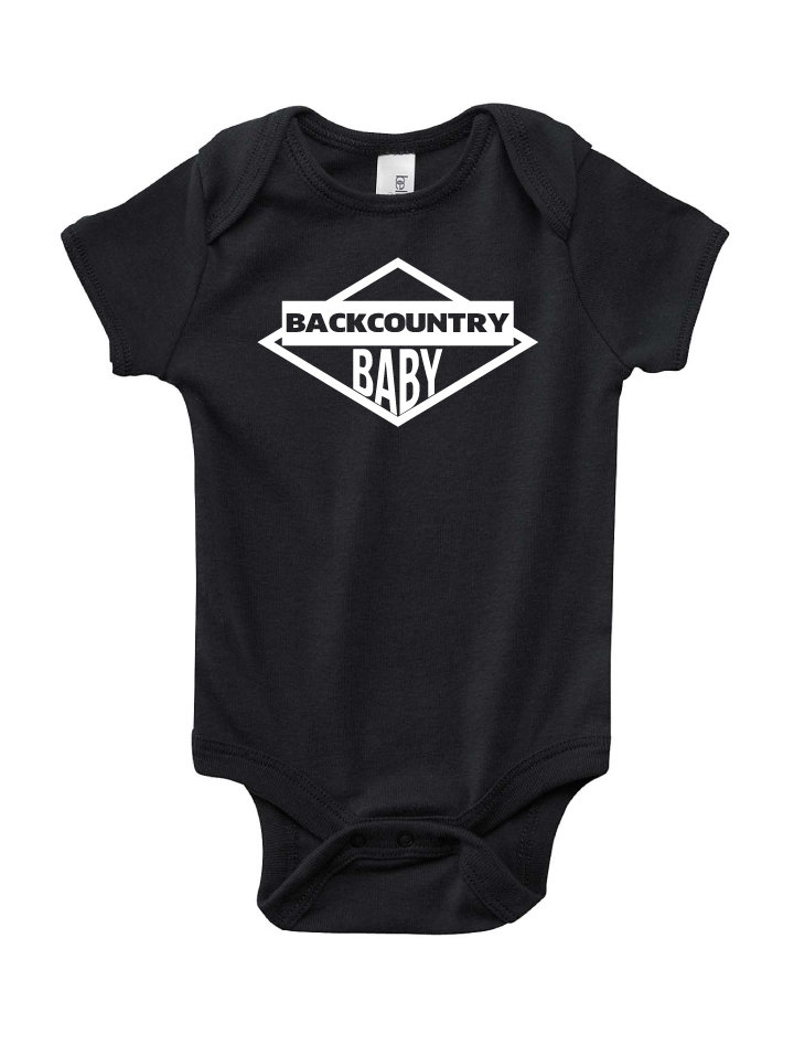 Backcountry Baby Onesie