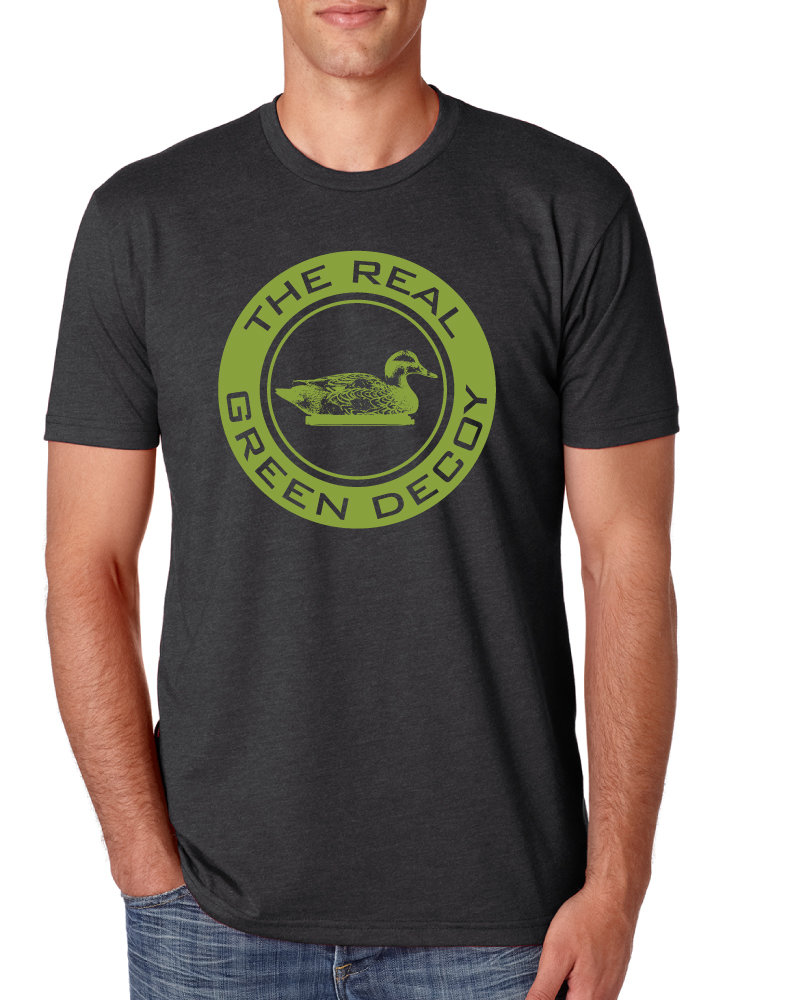 The Real Green Decoy T