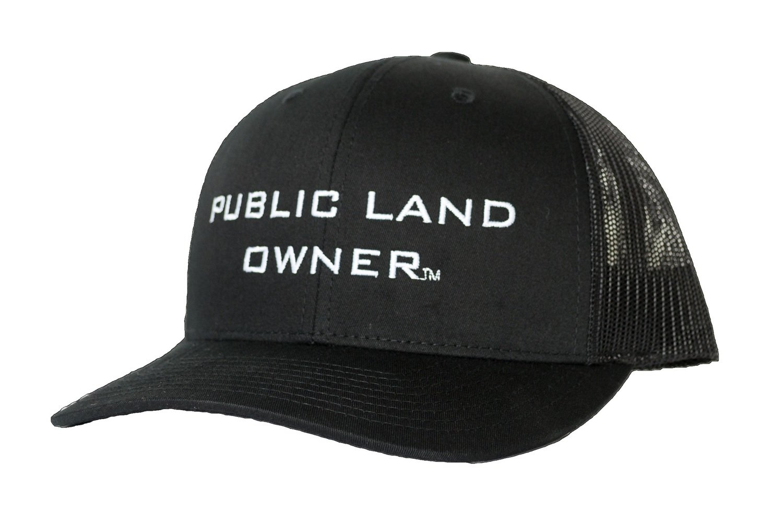 The Public Land Owner Hat