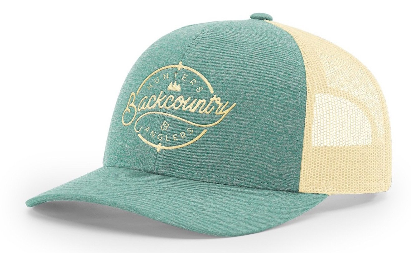 CLOSEOUT-Teal Snapback