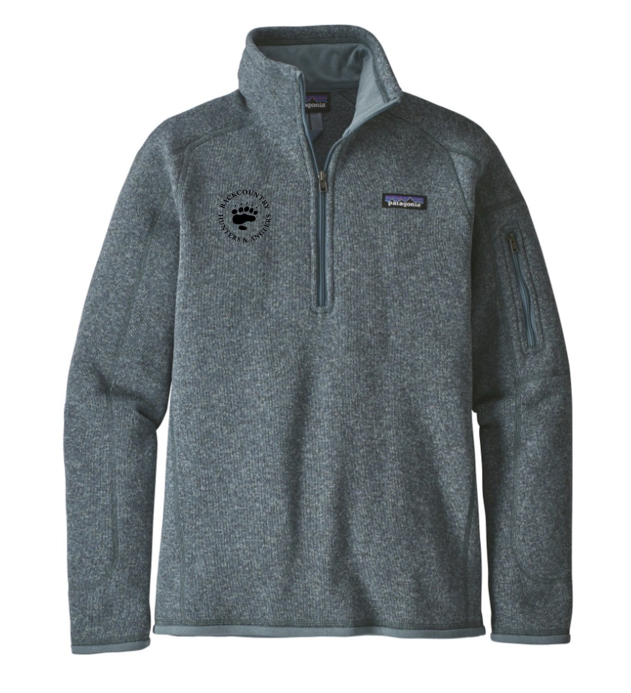 Women's Patagonia Better Sweater 1/4 Zip