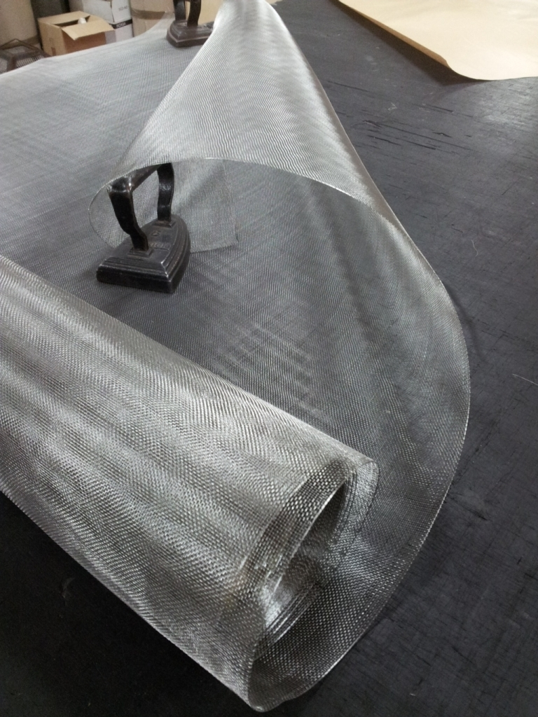 Insect Mesh (Fly Mesh), aluminium