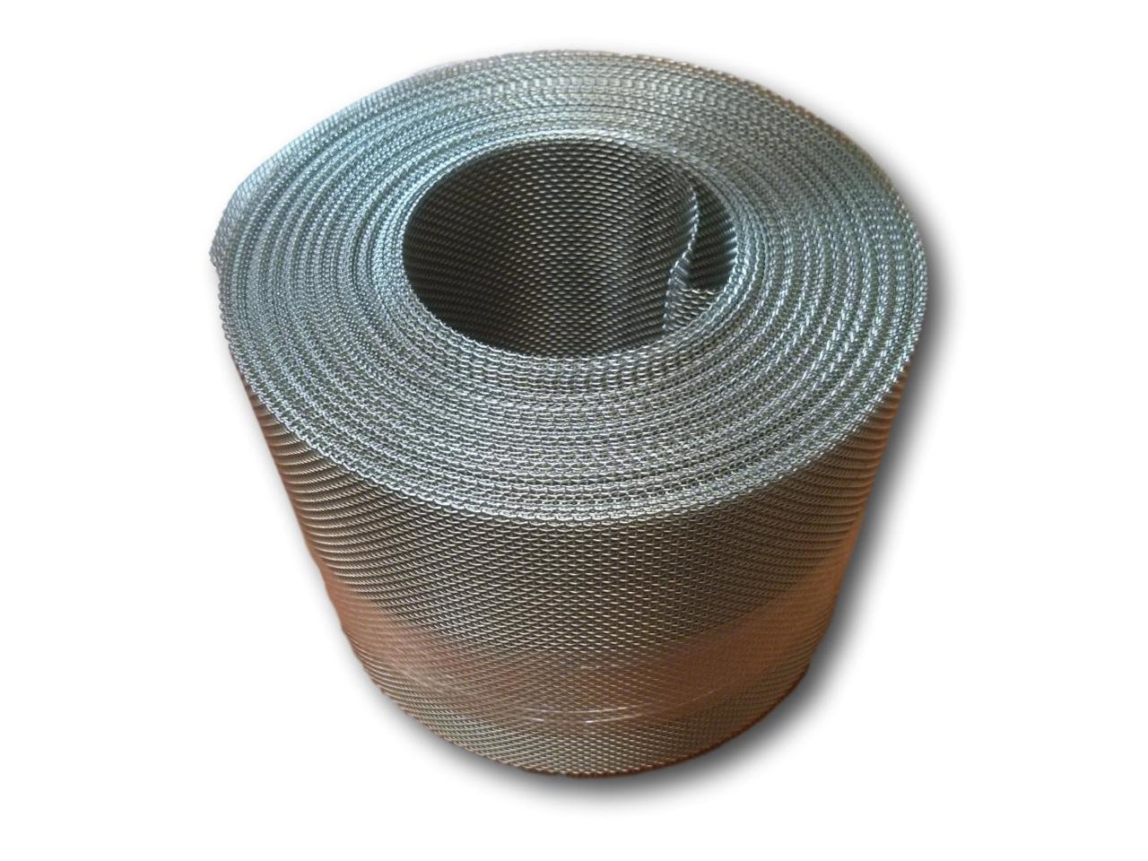 Rodent mesh 30m x 150mm stainless woven RODSS/30-0.15