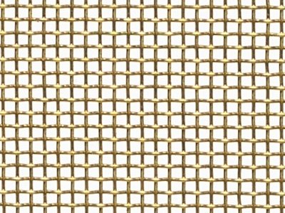 Brass woven 60 mesh: 0.263mm aperture BR60M37G