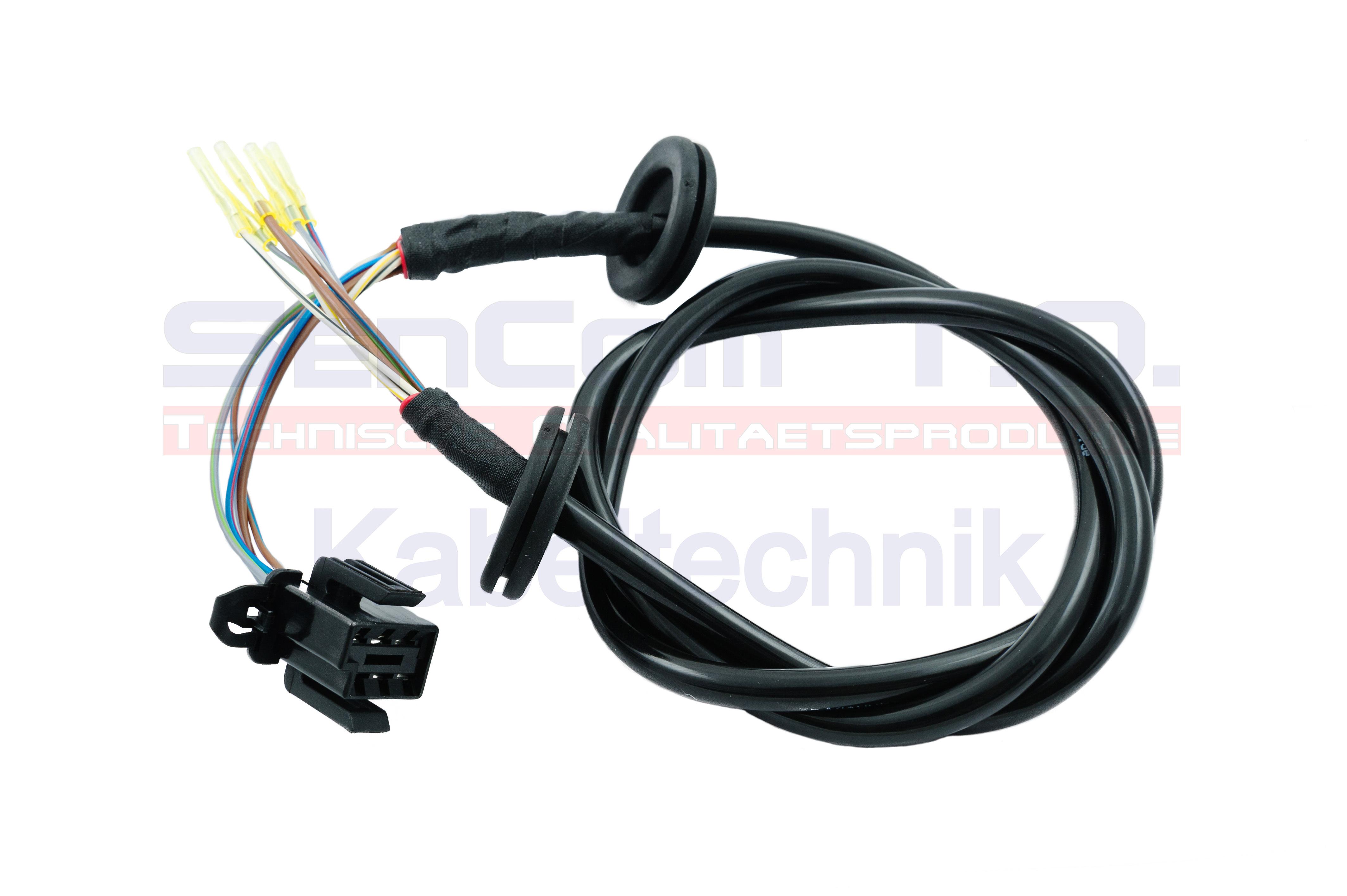 SenCom Kabelbaum Reparatursatz Audi 80 Limousine Kofferraumdeckel 1014707