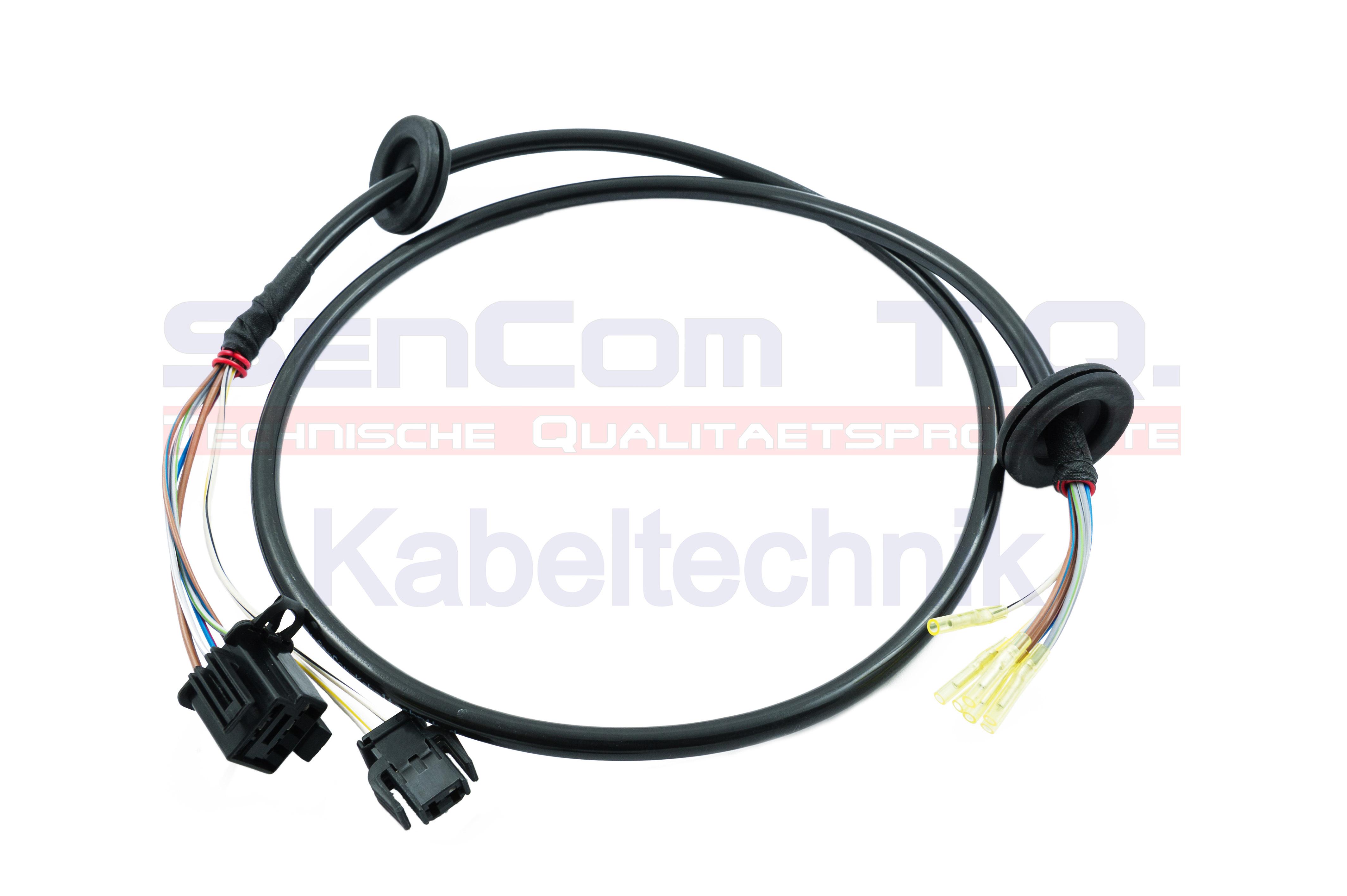 SenCom Kabelbaum Reparatursatz Audi 80 Limousine Kofferraumdeckel 1014708