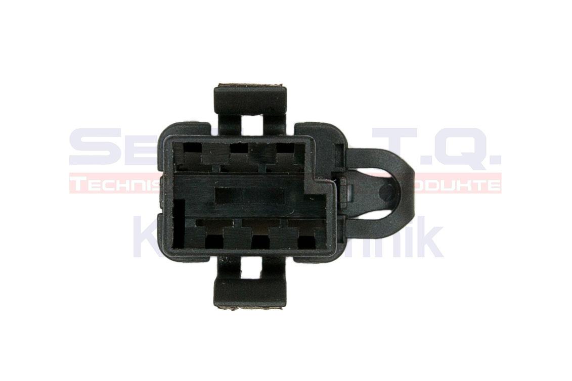 Connector 6-polig