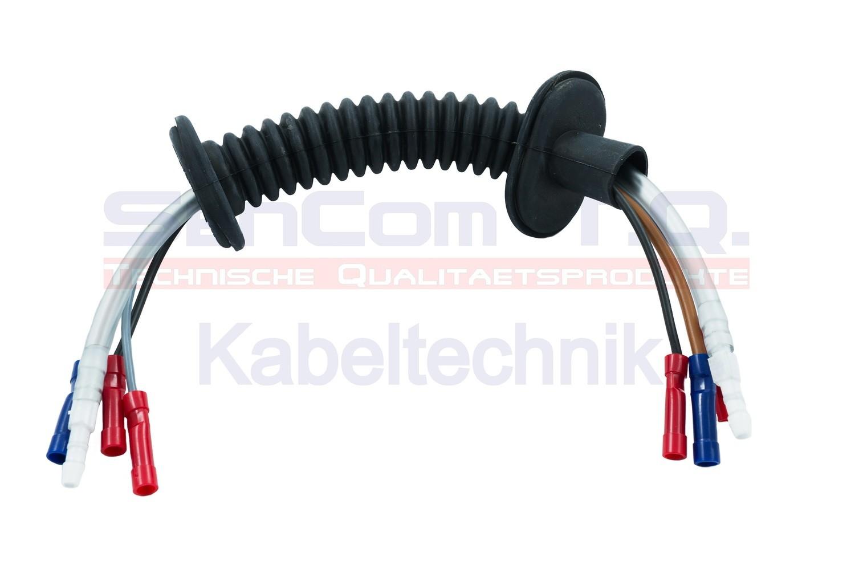SenCom Kabelbaum Reparatursatz VW Polo Variant 6KV5 Heckklappe rechts