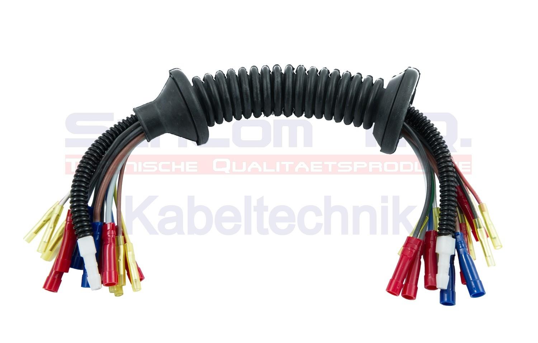 SenCom 503020 Reparatursatz Kabelbaum Heckklappe