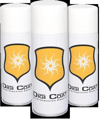Digicoat UV Protection Sublimation Spray