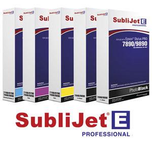 Sublijet E Professional SCT Sublimation Inks